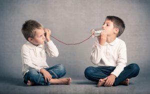 Saper ascoltare è un'arte non facile da imparare e nasce dal silenzio