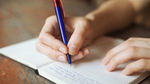 La scrittura come Cura di chi si prende cura