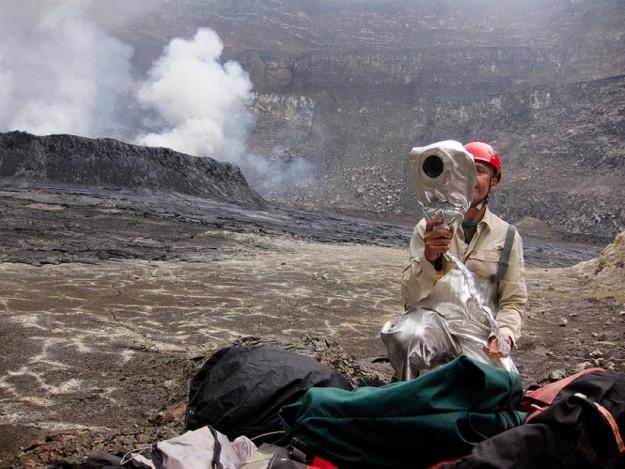 Tempo di vacanze… ma non per i geologi