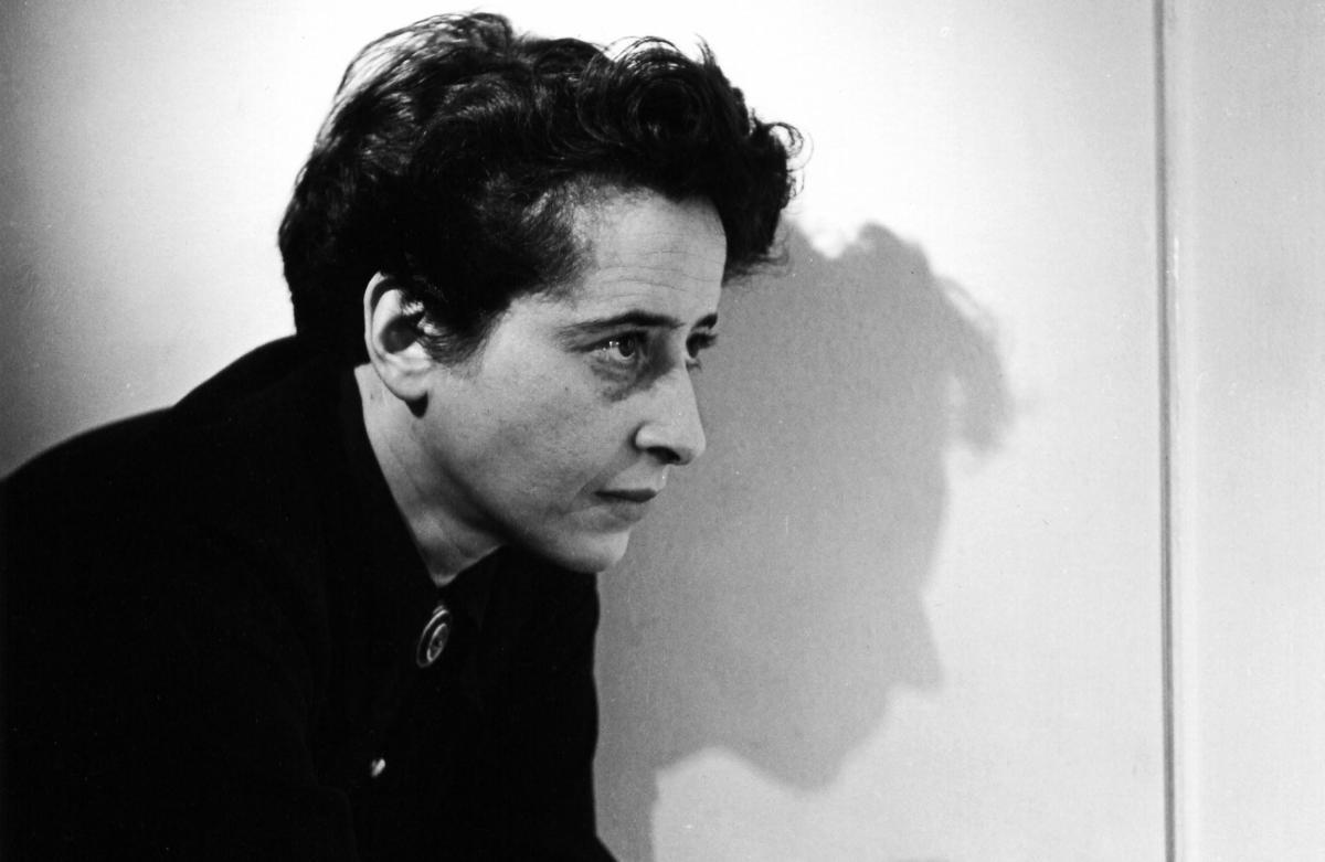 L'amicizia per Hanna Arendt
